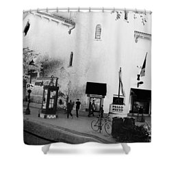 Macy's Santa Barbara Shower Curtain