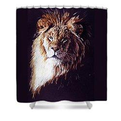 Maestro Shower Curtain