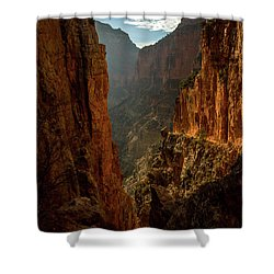 Magestic View Shower Curtain