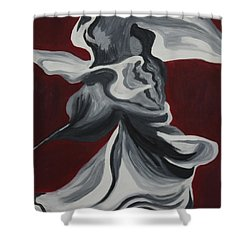 Magic Dance Shower Curtain