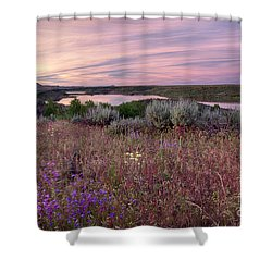 Magic Dawn Shower Curtain