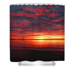 Shower Curtain featuring the photograph Magic In My Lens by Greta Larson Photography