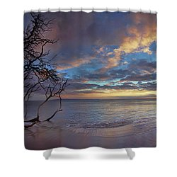Magic Moments Shower Curtain by James Roemmling