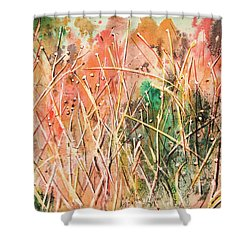 Magic Of Colors Shower Curtain