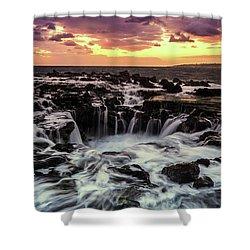 Magic Of Kauai Shower Curtain