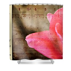 Magic Of Music Shower Curtain