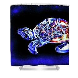 Magic Turtle Shower Curtain