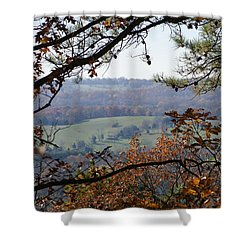 Magic Window Shower Curtain