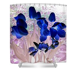 Magical Flower I I Shower Curtain
