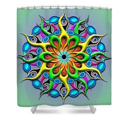 Magical Hypnosis Shower Curtain