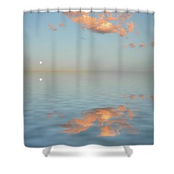 Magical Moment Shower Curtain by Jerry McElroy