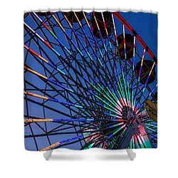 Magical Shower Curtain by Robert Hebert