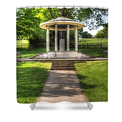 Magna Carta Memorial Shower Curtain