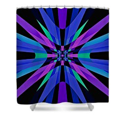 Magnetic Shower Curtain