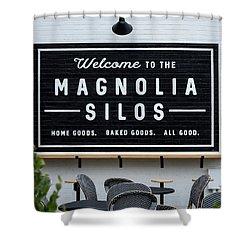 Magnolia Market Bakery Shower Curtain