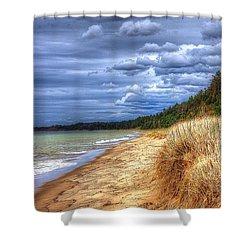 Magoon Creek North Shower Curtain