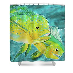 Mahi Shower Curtain