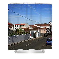 Maia - Azores Islands Shower Curtain by Gaspar Avila