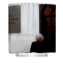 Maiden Shower Curtain