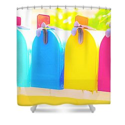 Mail For You Shower Curtain