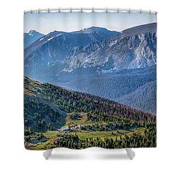 Majestic America Shower Curtain