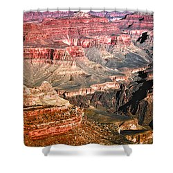Majestic Grand Canyon Shower Curtain
