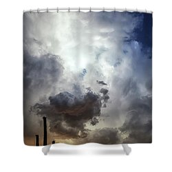 Shower Curtain featuring the photograph Majestic by Rick Furmanek