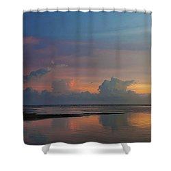 Majestic Rise Shower Curtain