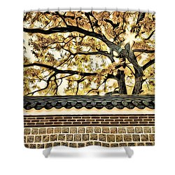 Majestic Tree Shower Curtain