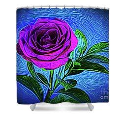 Majesty Love 1718-2 Shower Curtain