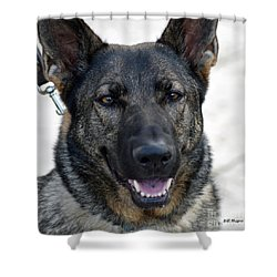 Major   Shower Curtain