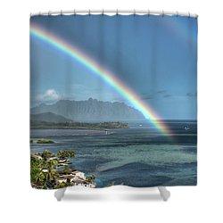 Make Mine A Double Shower Curtain
