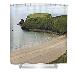 Malin Beg Shower Curtain