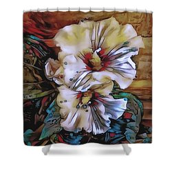 Mallow Mallow Shower Curtain