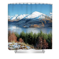 Mam Ratagan Shower Curtain