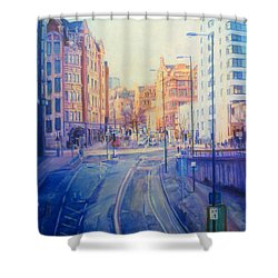 Manchester Light And Shade Shower Curtain