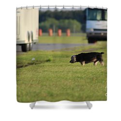 Mancup 8th 2016 Shower Curtain