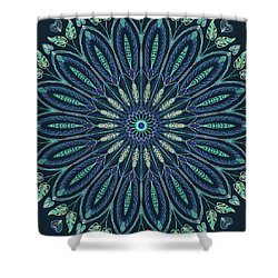 Mandala 3 Shower Curtain