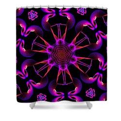 Mandala 9 Shower Curtain