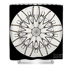 Mandala - Talisman 3779 Shower Curtain