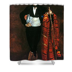 Manet: Young Man, 1863 Shower Curtain by Granger