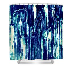 Manhattan Nocturne Shower Curtain