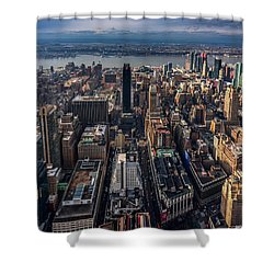 Manhattan, Ny Shower Curtain