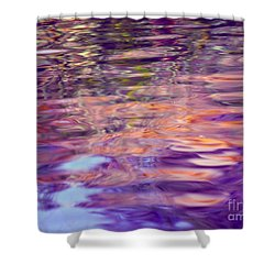 Manifesting Pleasure Shower Curtain