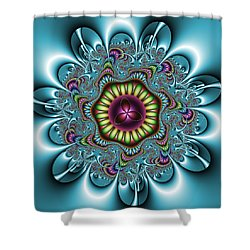 Manisadvon Shower Curtain