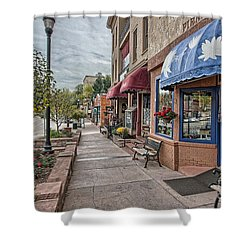 Manitou Shower Curtain