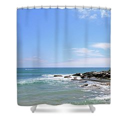 Manly Beach No. 267 Shower Curtain