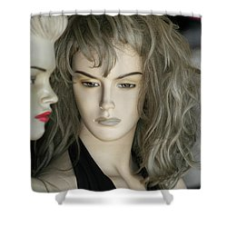 Mannaquin Dreams Shower Curtain