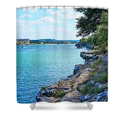 Many Things To Do Shower Curtain