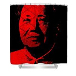 Mao 1 Shower Curtain